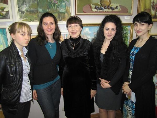 Источник фото: из личного архива Нелли Василининой