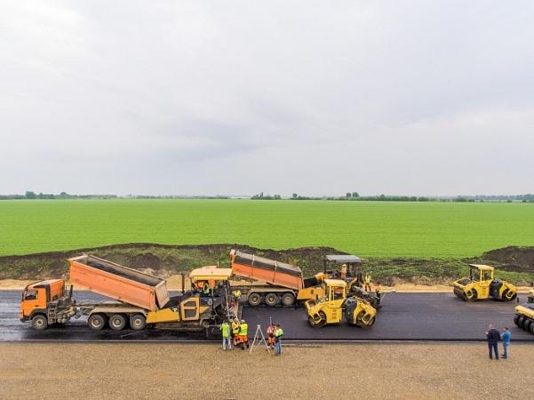 Источник фото:  пресс-служба министерства транспорта и дорожного хозяйства КК