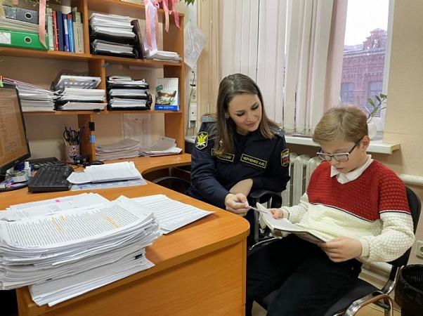 Источник фото:  пресс-служба УФССП по КК