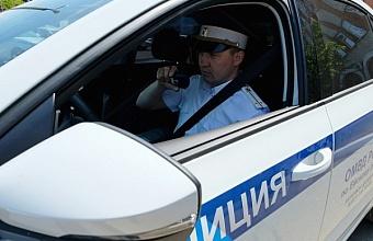 На Кубани на пьяного водителя BMW завели 12 административных материалов