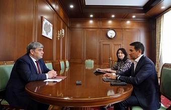 Кабардино-Балкария и Сбер развивают инвестиционные, социальные и цифровые проекты