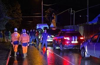 В Сочи восстановили нарушенное из-за ливней электроснабжение