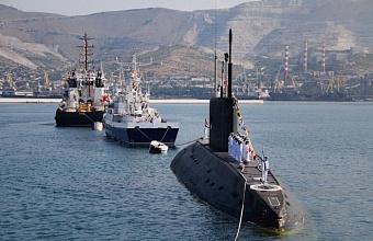 Глава Кубани поздравил ветеранов и военнослужащих с Днем ВМФ
