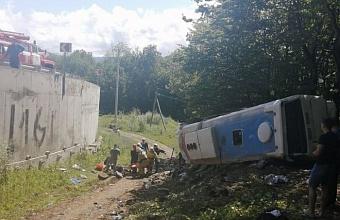 Стало известно о состоянии пострадавших в результате ДТП в Апшеронском районе