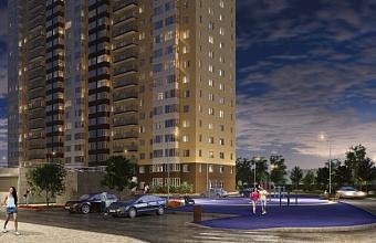 В Краснодаре построят жилой комплекс комфорт-класса «Улыбка»