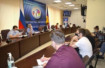 На Кубани подвели итоги выдвижения кандидатов на выборах депутатов федерального парламента