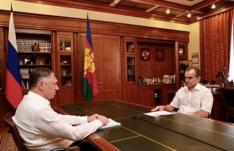 В Краснодарском крае реализуют более 500 инвестпроектов на сумму в 1,4 трлн рублей