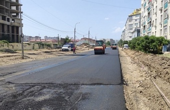 В Краснодаре до 31 августа откроют для проезда участок ул. Черкасской