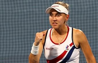 Сочинская теннисистка завоевала «серебро» на Олимпиаде в Токио