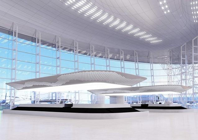Источник фото: Пресс-служба аэропорта Геленджик