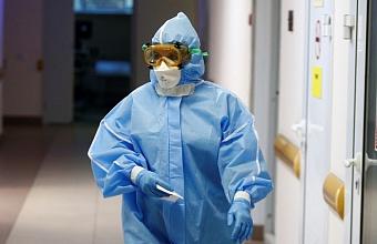 За месяц число коек в ковидных госпиталях Кубани увеличили почти на 60%