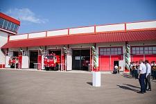 Аэропорт Краснодар ввел в эксплуатацию комплекс сооружений Основной аварийно-спасательной станции