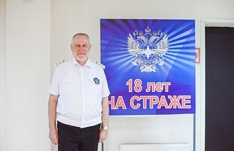 Как сотрудники Управления ведомственной охраны Министерства транспорта РФ несут службу в Крыму и на Кубани
