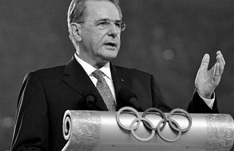 Aleksey Kopaigorodsky, expressed his condolences on the death of Jacques Rogge