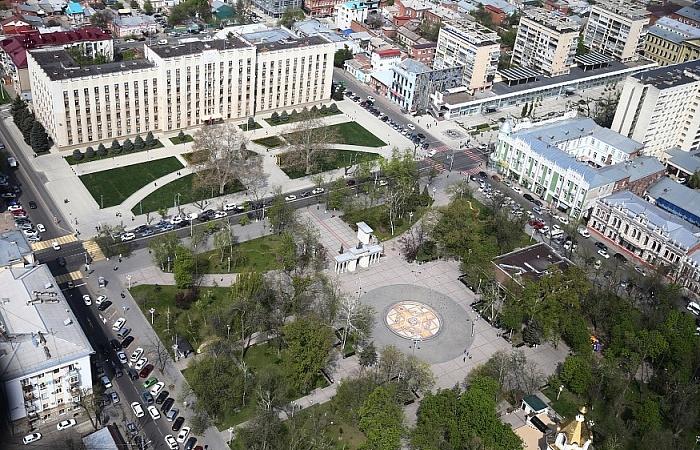 Инвестиции в Краснодарский край в 2021 г. выросли почти на 8%