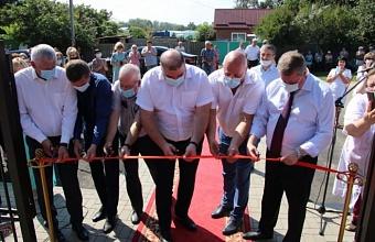 Парламентарии приняли участие в открытии офиса врача общей практики в Новокубанском районе