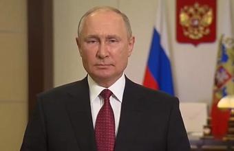 Владимир Путин обратился к гражданам РФ перед выборами в Госдуму