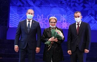 Вениамин Кондратьев вручил государственные награды выдающимся жителям Кубани