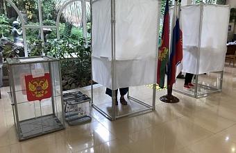На Кубани началось голосование на выборах депутатов Госдумы VIII созыва