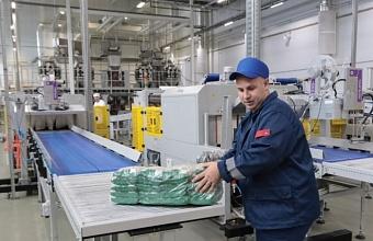 Промпредприятия Краснодара с начала года реализовали товары почти на 114 млрд рублей