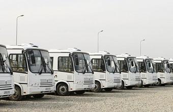 Для подвоза школьников в Новознаменском откорректируют работу маршрута №59