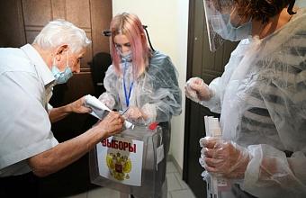 Участковые избирательные комиссии Сочи проводят голосование на дому