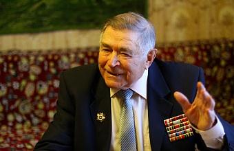 В Туапсинском районе дома проголосовал 102-летний ветеран Великой Отечественной войны
