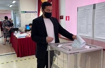 Депутат гордумы Краснодара Владимир Вербицкий принял участие в выборах