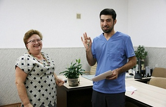 Благодаря краевой программе в Новопокровском районе медики получили новые квартиры
