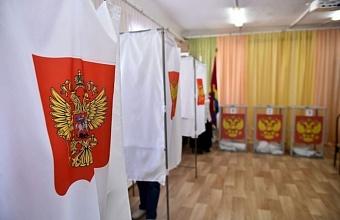 На избирательных участках на Кубани соблюдают все санитарные нормы