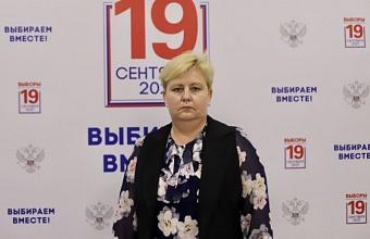 Ольга Малахова рассказала о нескольких шаблонах, по которым готовят фейки о выборах