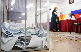 Явка на выборах в России к вечеру основного дня превысила 45%