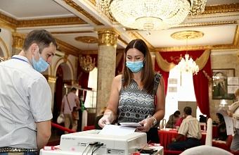 В Краснодарском крае итоговая явка на выборах составила 65,37%