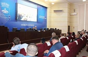 В Новороссийске проведут конкурс на должность мэра