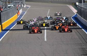 Глава Сочи провел заседание оперштаба по проведению Гран-при России «Формулы-1»