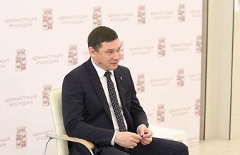 Мэр Краснодара подал заявление об отставке из-за избрания в Госдуму
