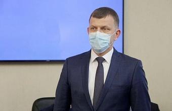 Евгений Наумов с 24 сентября будет исполнять обязанности главы Краснодара