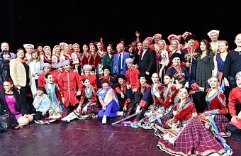 Дни России в Сербии открылись концертом коллектива Краснодарской филармонии