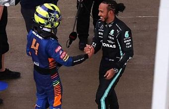 Льюис Хэмилтон стал победителем Гран-при «Формулы-1» в Сочи