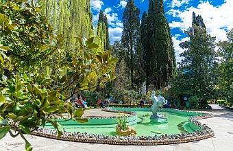 Более 1 млн человек посетили муниципальные парки Сочи с начала года