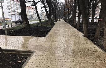 В Краснодаре проработают меры по ликвидации подтоплений на бульваре «Героев-Разведчиков»