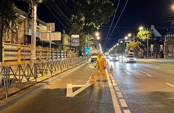 Эксперты делятся мнением о введении новой выделенной полосы в Краснодаре