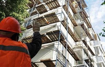 С начала года на Кубани капитально отремонтировали 425 многоквартирных домов
