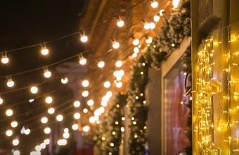 Краснодар с середины ноября начнут украшать к Новому году