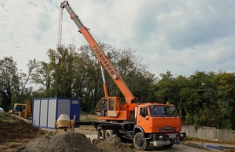 Для решения проблем водоснабжения в высокогорных селах Сочи установили новые насосные станции
