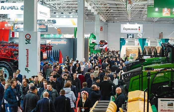 Международная сельскохозяйственная выставка «ЮГАГРО» откроется почти через месяц в Краснодаре