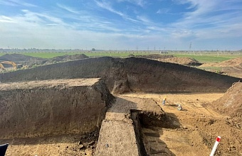 На Кубани археологи обнаружили элитное погребение вождя сарматской культуры