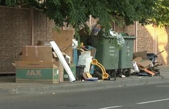Ежегодно и круглогодично жители и гости Кубани производят порядка 2,5 млн тонн отходов