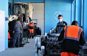Техникум в Тихорецке открыл четыре новые мастерские по нацпроекту
