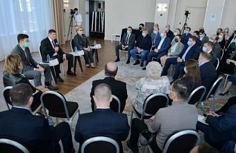 Андрей Алексеенко провел в Краснодаре первое заседание Совета директоров